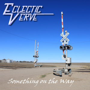 CD Cover for debut CD Something on the Way